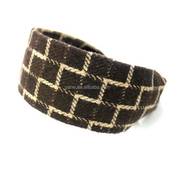 Yiwu high quality cheap hand made adult large headbands wholesale