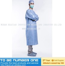 disposable med clothing, surgical gown sms