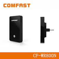 Comfast CF-WR800N V2.0 Mini 300Mbps Thinnest Business Pocket Wireless/WiFi Router/Repeater/AP RJ45 Port Best Price