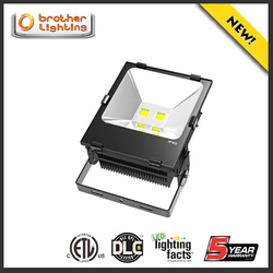 SMD/COB meanwell driver 150w led flood light from shenzhen factory