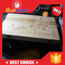 High quality wholesale new wooden box design for tea jewelry