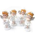 xq746068b nuevo arte de la resina de los ángeles con elinstrumento musical
