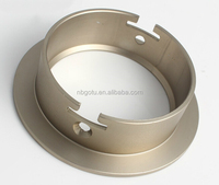 OEM high precision CNC mechanical parts prototype model Aluminium profile for audio