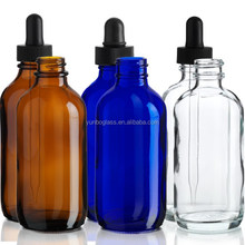 4 Oz. Strong Boston Round Bottles for glass packaging needs wholesale
