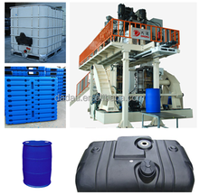 Factory price Blow Molding Machine for making chemical drums, plastic pallets, water ,IBC tanks, fuel tanks, bottles and so on
