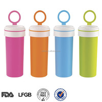 Sport Plastic Drink Bottle With Handle