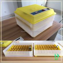Incubadoras industriais para incubação ovos, Mini pequeno 96 incubadora de ovos made in china