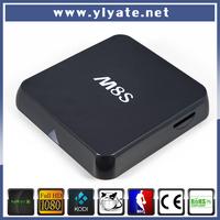2015 Top Quality Amlogic S812 Quad Core tv box M8S Android Smart TV Box