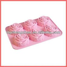 SGS/FDA Various Food Grade Silicone Cake & Chocolate Molds , DIY mould
