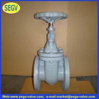 china supplier japan JIS 10K cast iron valve gas water heater