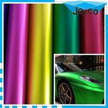 JEYCO VINYL Cool summer season vinyl/ Heat resistant matant ice vinyl/ matte chrome car full body vinyl sticker