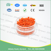 Colorful Wet Pour EPDM rubber granules for indoor playground and kindergarten palyground