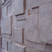2015 modern design wall panel bamboo fiber material