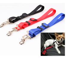 Hot Sales Adjustable Removable Durable Pet Dog Sleeping Car Travel Safety Leash Seat Belt