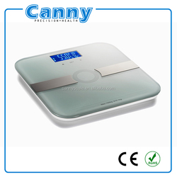 Digital Body Fat weighing Scale with big LCD display