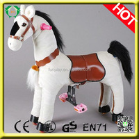 2016 High quality HI EN 71 rocking horses for adults,wooden rocking horse toy