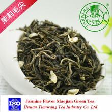 2015 Jasmine flavor maojian green tea