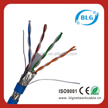 cheap price fluke test sftp cat 6 network cable