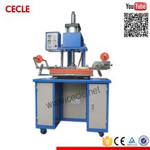 Hot selling embossing machine for leather/metal dog tag