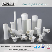 Supply PVC / CPVC / PPR Pipe Fittings plastic pipe fittings made in China