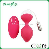 Clitoris Stimulator Vibrating Eggs/Clitoris Stimulator/Double Vibrating Eggs For Woman