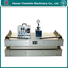 Conveyor belt hot vulcanizing jointing machine