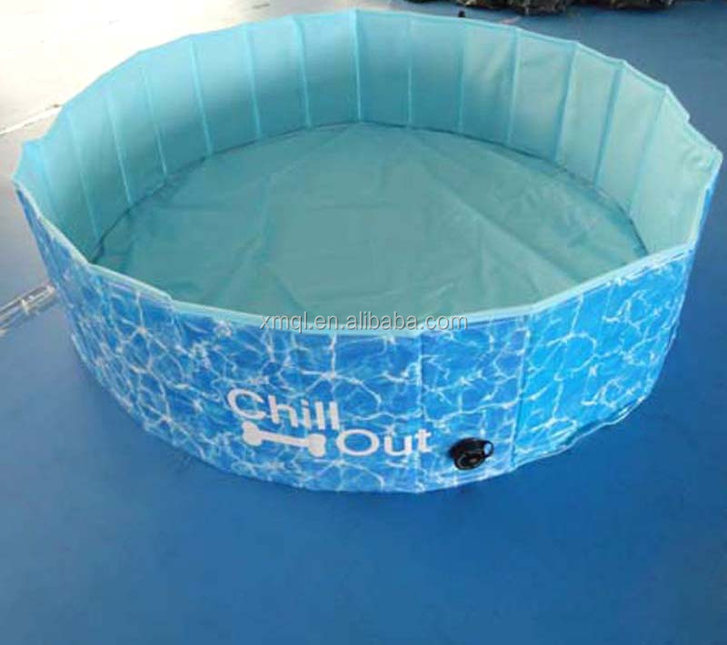 Pas cher m nages gonflable chien piscine chien cuve de for Piscine pour chien pas cher