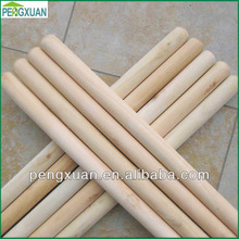 manufacturer in China natural wood stick for broom and mop