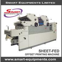 super service offset litho printing machine