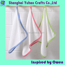 Terry cloth baby towel baby saliva towel China Manufacturer supply