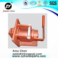 Semi trailer spare parts twist lock with 200*180 container twist lock