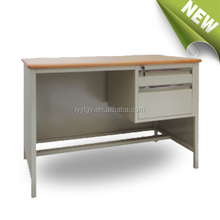 Popular Stainless steel computer executive desk table models/ modern office furniture/Luoyang yulong