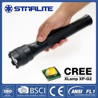 STARLITE Excellent quality IPX7 3D battery self-defense flash light