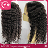 Top quality 7A brazilian hair wig fashionable synthetic lace front wig wholesale factory price brazilian human hair wig
