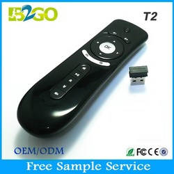 Cheap wireless mouse 2.4G Mini Wireless T2 Air Mouse