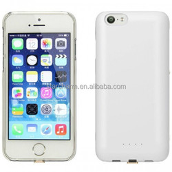 Compact Charger Case External 3000mAh Power Backup Battery for iPhone 6