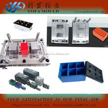 DIN54317 auto battery container mould,battery container handle mould