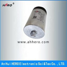 600V 500uF DC-Link new energy capacitor electronics with high overcurrent testing DC filter capacitor