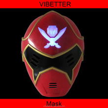 LMK-015 LED Party pirate Mask EVA halloween party pirate mask