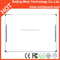 interactive whiteboard with projector