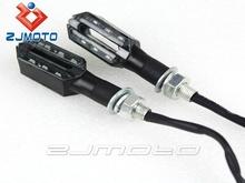 TSL-213 Universal Double Sided 12V Amber LED turn signal LED motorcycle Blinker for sports motorbikes Naked bikes racing bikes