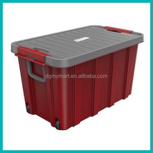 hot sales plastic heavy duty storage box storage bin