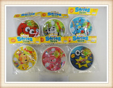 Outdoor Toys Flashing Cartoon suction cup catch ball,Suction Ball