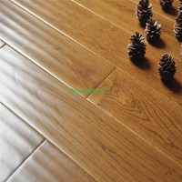 trailer antique handscraped european oak solid wood floor
