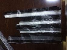 t shirt shopping bags clear plastic t shirt bags