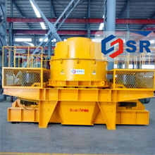 Perfect solution vertical sand making machine for sand gravel