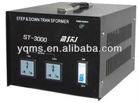 high quality 3000w ac power transformer of step up and down