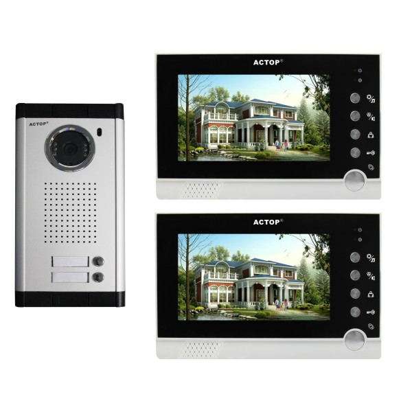 intercom doorbell with camera for apartment doorbell with camera