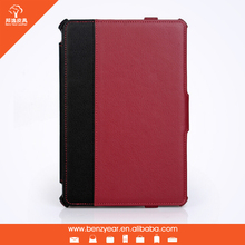 Hot selling cheap genuine leather case for ipad cover
