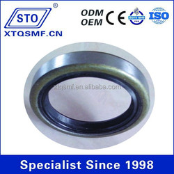 Car and motorcycle black TB NBR rubber metal shaft oil seal